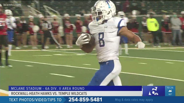 Temple Wildcats fall to Rockwall-Heath, ending playoff run