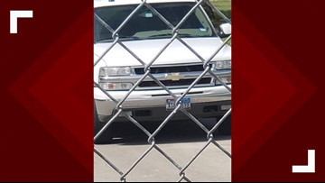 Montague Village Elementary School staff report white SUV taking pictures of kids during recess, turns out it was grandma