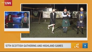 57th Scottish Gathering and Highland Games 2018