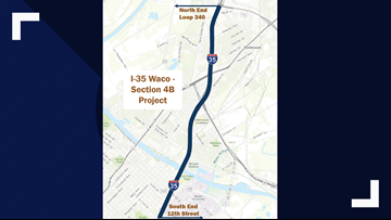 TxDOT wants Wacoans to fill out survey about I-35 construction