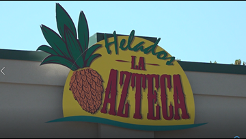 Helados La Azteca scooping up something sweet in Waco: Mexican ice cream shop to open in Colcord Center