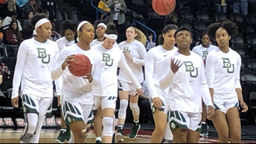 Top-seeded Baylor Lady Bears not overlooking No. 16 Abilene Christian