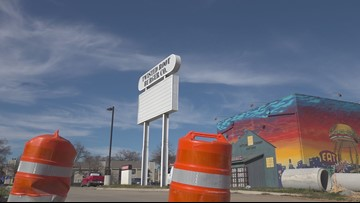 Local business, drivers impacted by I-35 construction in Waco