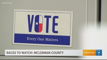 McLennan County Election Day