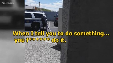 Phoenix Police Department sued for excessive force