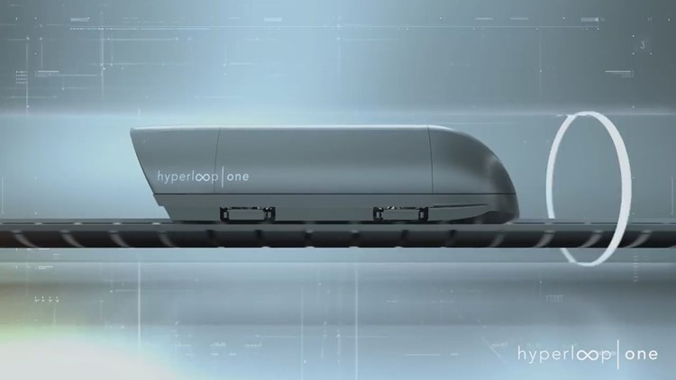 From Waco to Dallas in minutes? Proposed high-speed 'Hyperloop' could make it happen