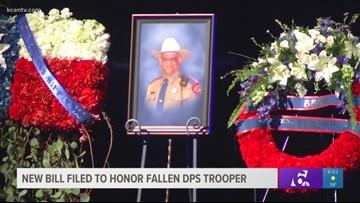 House bill to honor fallen DPS trooper