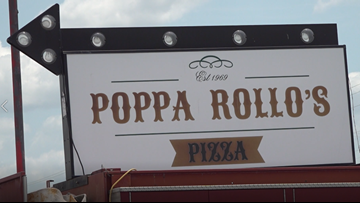 Poppa Rollo's Pizza in Waco celebrates 50 years of business