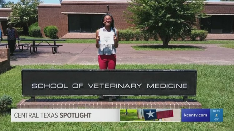 This Temple teen is sprinting full speed to her big goal | Central Texas Spotlight