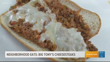 Neighborhood Eats: Big Tony's is where to get Philly-style Cheesesteaks in CTX