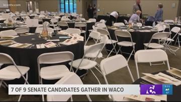 Texas Senate candidates gather in Waco