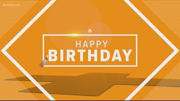Birthdays March 1, 2019