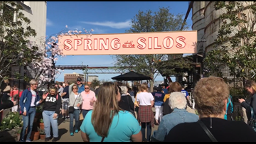 Spring at the Silos is back at Magnolia Market in Waco