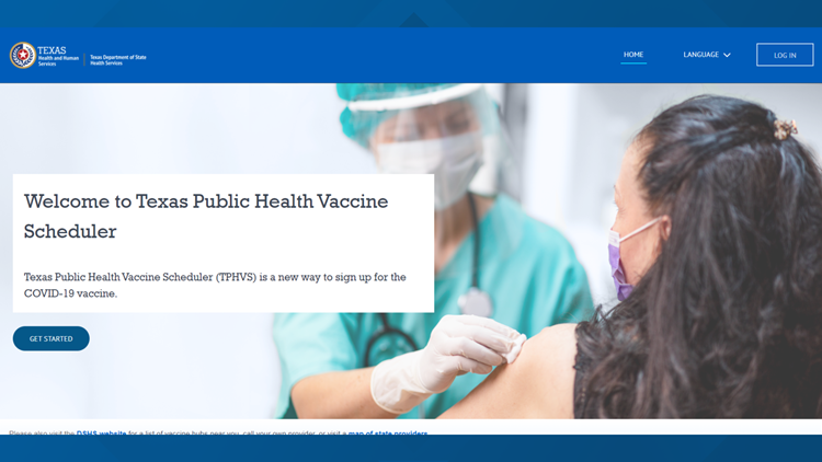 Texas DSHS vaccine scheduler gives more options for finding vaccination appointments