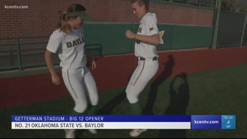 Baylor softball gets crushed by Oklahoma State