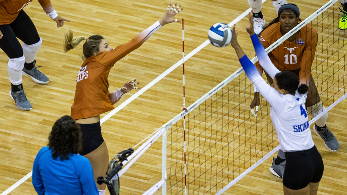 Baylor volleyball lands national champion transfer