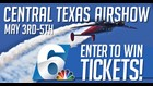 Win Tickets To The Central Texas AirShow!