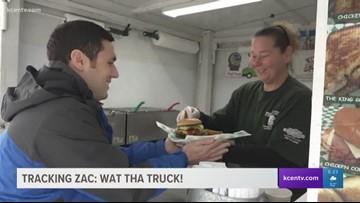 Tracking Zac: Wat Tha Truck!