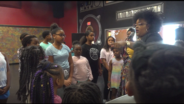 Summer camp showcases young artists' talent in Killeen