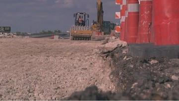 Routes along I-35 to close for construction