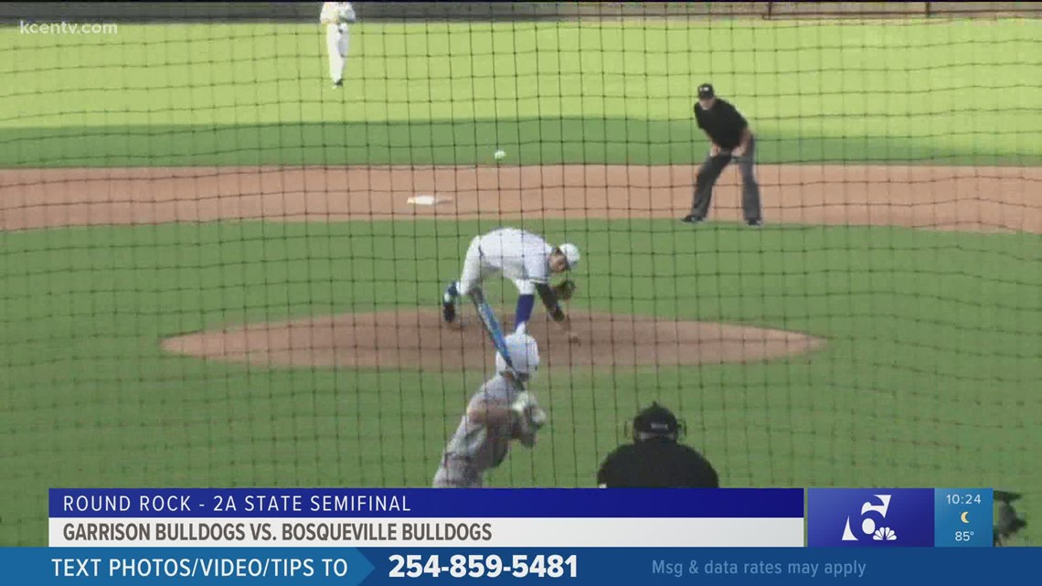 Bosqueville falls in state baseball semifinals