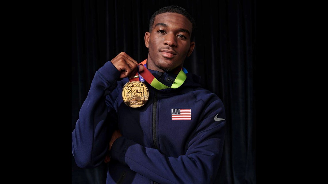 LIST   Local athletes competing in the Olympics, when you can watch