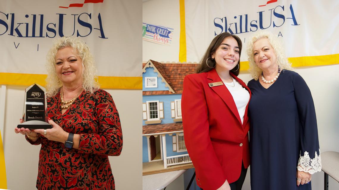 KISD teacher named National Lifetime Achievement Award finalist