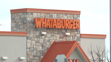 Troy woman said 16-year-old Whataburger employee used credit card info to buy TV