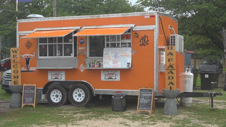 Keep Central Texas Working | EZ Pig Roast provides taste of Guam to Killeen