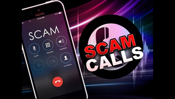 'Police departments will NEVER have you put funds onto gift cards,' Robinson police warn after scam calls