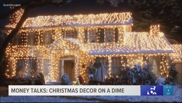 Money Talks: Christmas decor on a dime