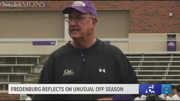 UMHB's Pete Fredenburg named National Football Foundation College Coach of the Year
