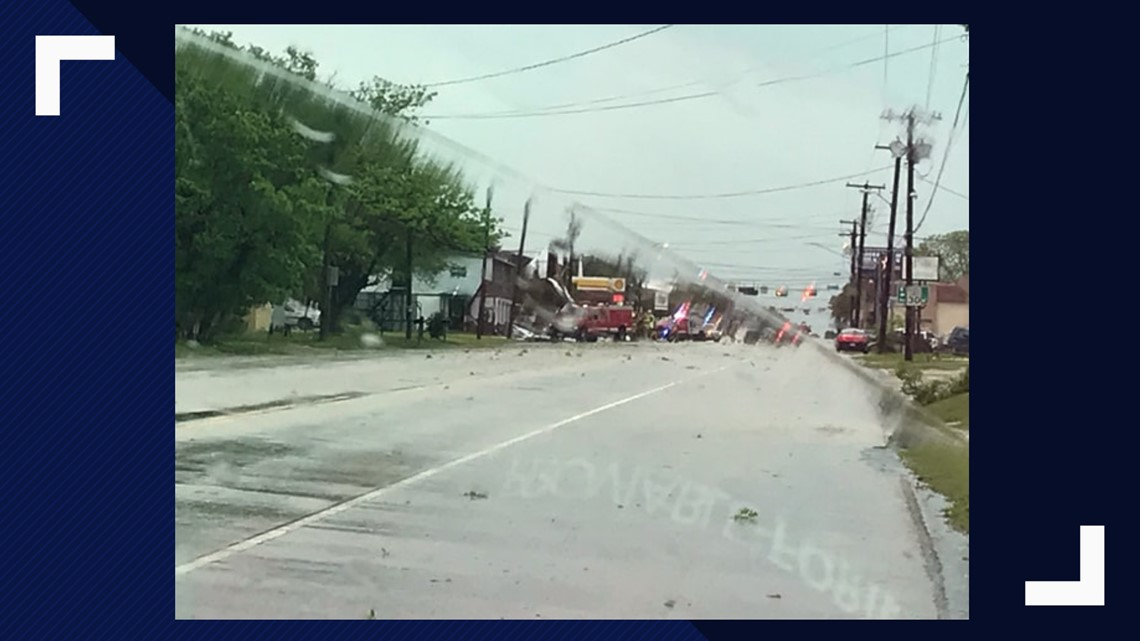 55 homes destroyed after EF3 tornado rips through Franklin