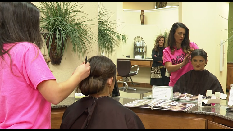 Can Heidi style her way into a hairdressing job? | Hiring Heidi