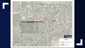 5-month closure of Hogan Road to begin in Temple
