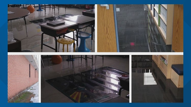 $500K to $3.6M: Local school districts suffer costly winter storm damages