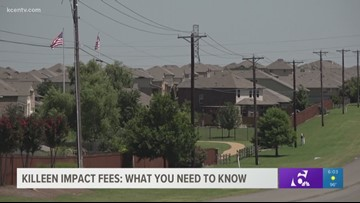 Killeen impact fees: What you need to know