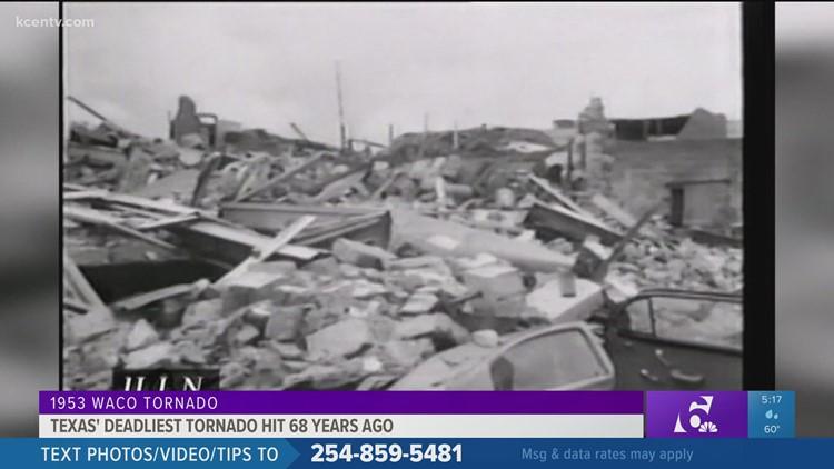 68 years since 1953 Waco tornado