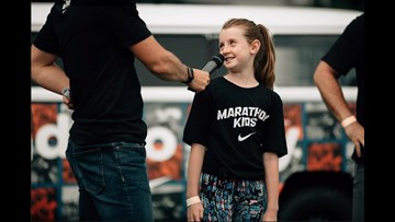 Marathon Kids Club inspires local kids to get active