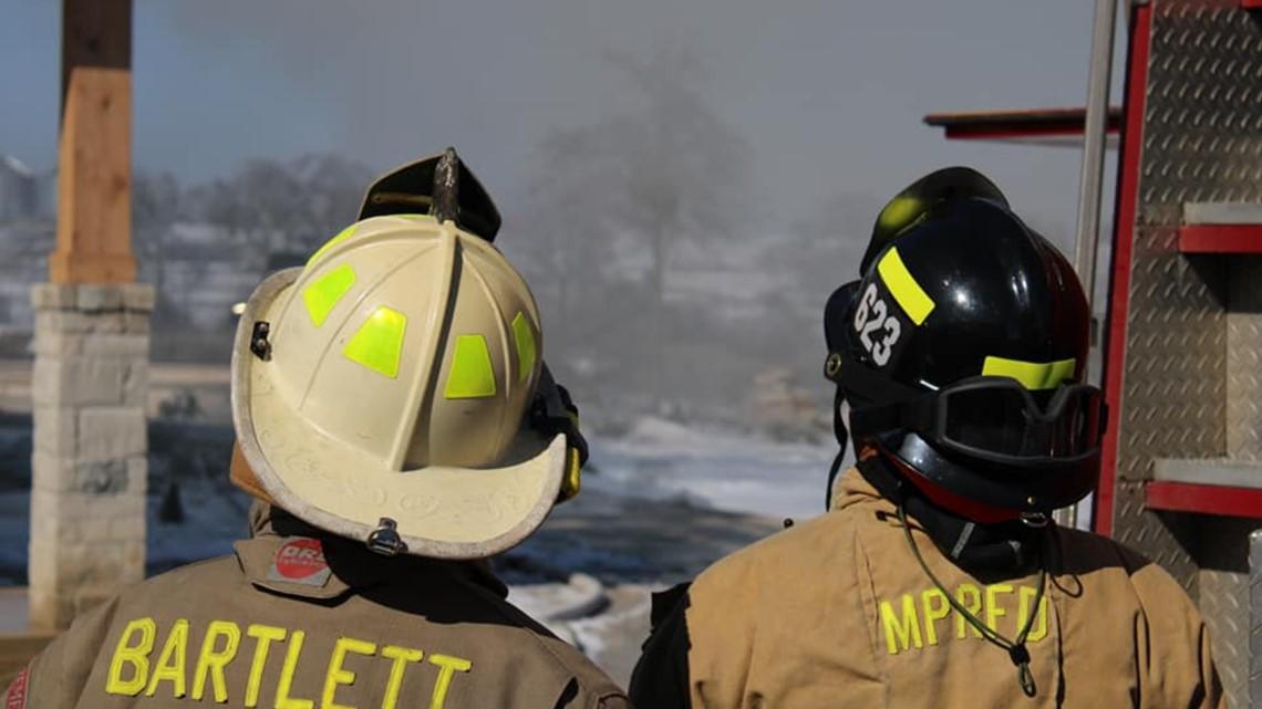 Volunteer Fire Departments respond to 652 winter storm calls