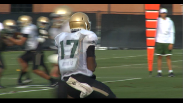 Baylor WR Pooh Stricklin retires from football