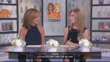 What's Trending: Kathie Lee Gifford to leave NBC's 'Today'