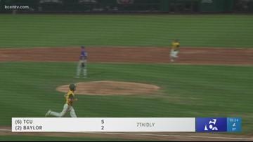 TCU, Baylor clash in elimination bracket