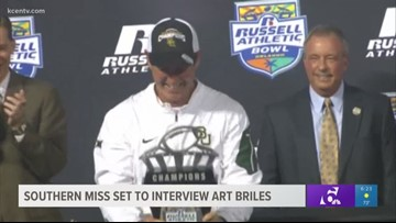 Southern Miss set to interview former Baylor Football head coach Art Briles