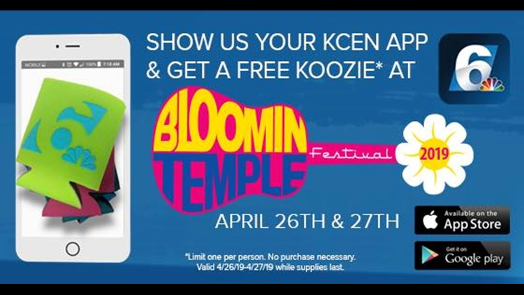 Show us your app - Bloomin' Temple