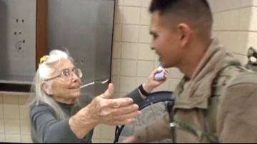 Military Matters: Fort Hood to honor 'Hug Lady'