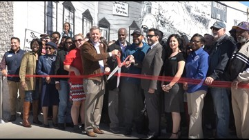 Killeen mural dedication and ribbon-cutting ceremony honors icons
