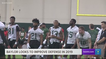 Baylor football looks to improve defense in 2019