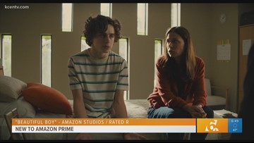 'Beautiful Boy' becomes available on Amazon Prime, plus more from Director's Chair