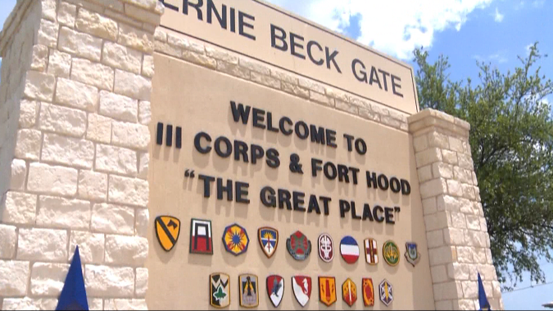 Fort Hood pipe burst impacts more than 900 soldiers